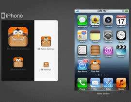 #33 untuk iPhone/iPad app icon design for classified website dkkani.com oleh twocats