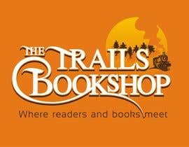 #37 for Design a logo for my second-hand bookshop by YONWORKS