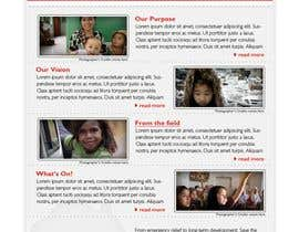 #34 pentru HTML Email for Save the Children Australia de către matiss
