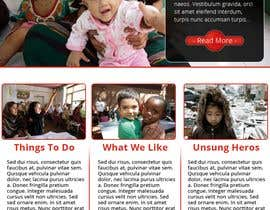 #10 para HTML Email for Save the Children Australia de BrianClovis