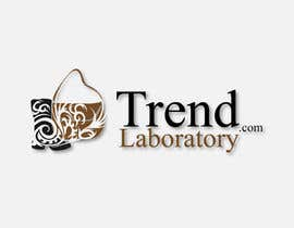 #100 for Logo Design for TrendLaboratory af SergioLopez