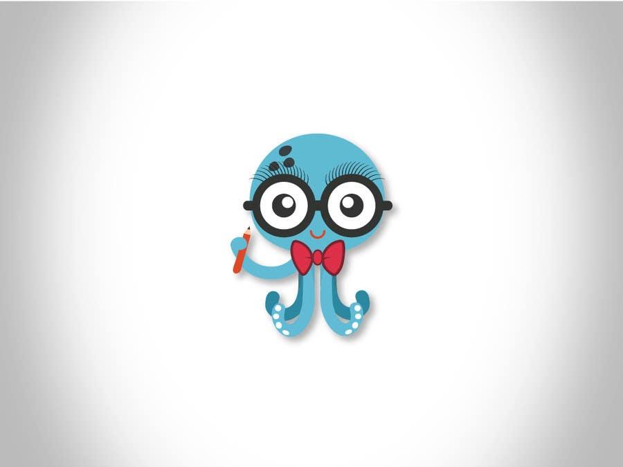 Proposition n°57 du concours Design an octopus Logo
