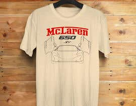 #71 for T-Shirt Design: Supercar Humor McLaren vs Lamborghini: Creative!! by Sakib659