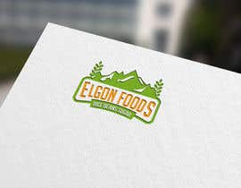 nº 37 pour Food Packaging Logo (Uganda Mountain) par EdesignMK
