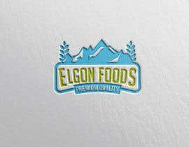 nº 148 pour Food Packaging Logo (Uganda Mountain) par EdesignMK