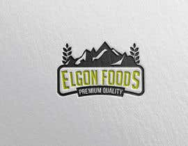 nº 149 pour Food Packaging Logo (Uganda Mountain) par EdesignMK