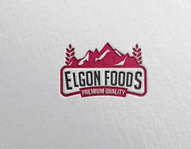 nº 150 pour Food Packaging Logo (Uganda Mountain) par EdesignMK