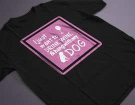 nº 27 pour Design eines T-Shirts par rinintatri