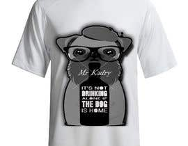 nº 19 pour Design eines T-Shirts par mrkadryy