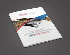 nº 9 pour Design brochure for a summit par VVICK