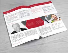 nº 5 pour Design brochure for a summit par ElegantConcept77