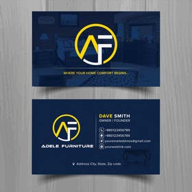 #252 for Design some Business Cards by sabbir049