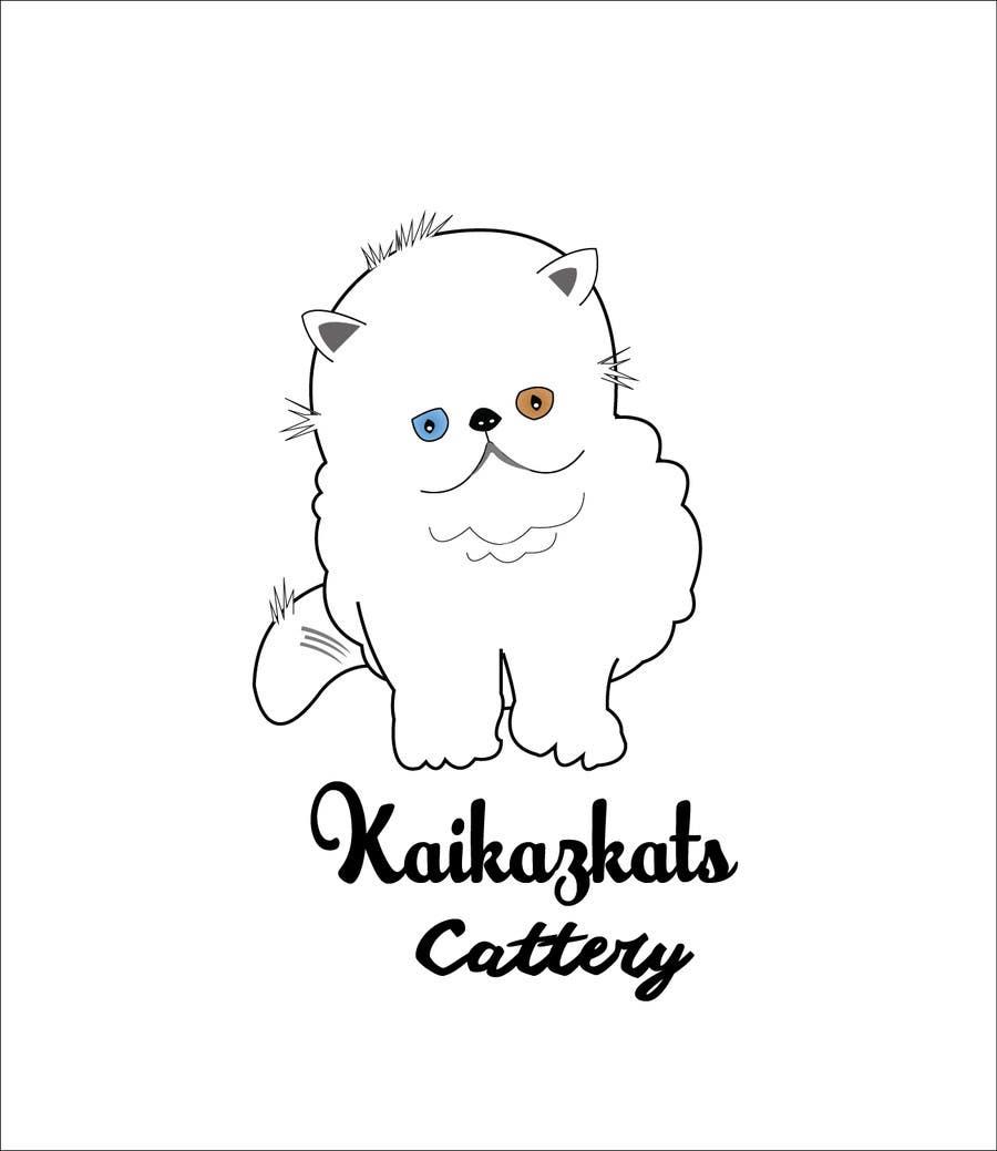 Kilpailutyö #                                        22                                      kilpailussa                                         Design a Logo for a cattery