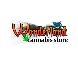 nº 28 pour Design a Logo for Cannabis store Wondarland par Aosora17