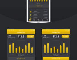 #32 for 7.500 EUR - Design 100 App Mockups for Banking APP (50 Iphone and 50 Android) by MochRamdhani