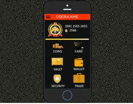 #44 for 7.500 EUR - Design 100 App Mockups for Banking APP (50 Iphone and 50 Android) by stopthinking