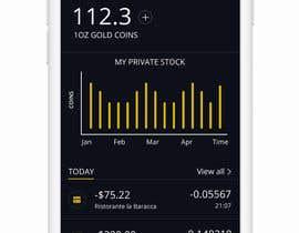 nº 6 pour 7.500 EUR - Design 100 App Mockups for Banking APP (50 Iphone and 50 Android) par livelypixels