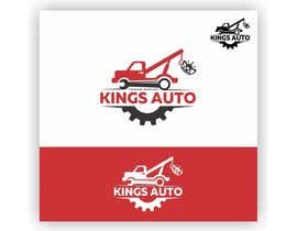 #61 for Kings Auto Logo Design by paijoesuper