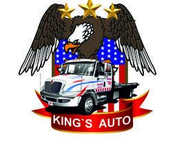 #81 for Kings Auto Logo Design by SpartakMaximus
