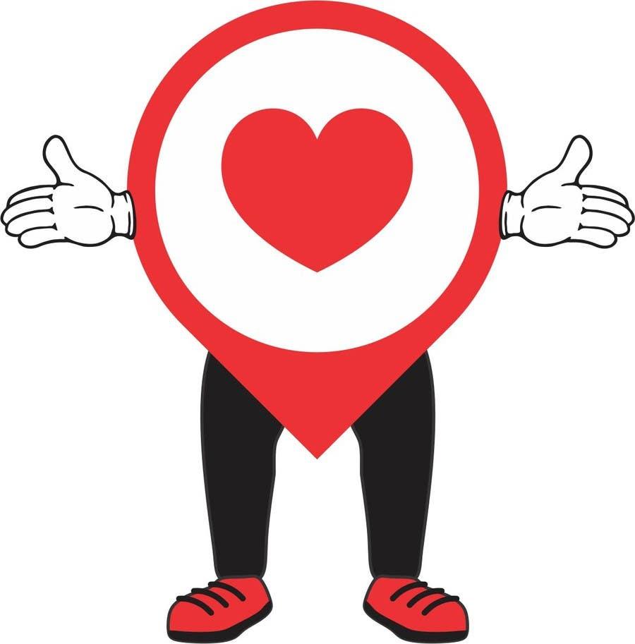 Proposition n°10 du concours Heart Mascot