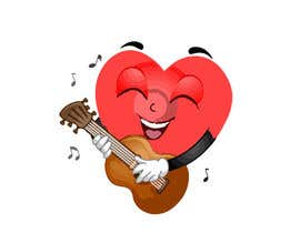 #13 for Heart Mascot by badalhossain4351