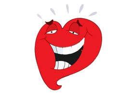 #15 for Heart Mascot by badalhossain4351