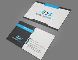 nº 212 pour Design a Business Name Card par zerOnepro