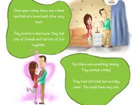 nº 8 pour Illustrate a children's book par ugougotbs