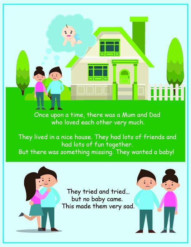 Kilpailutyö #2 kilpailussa Illustrate a children's book