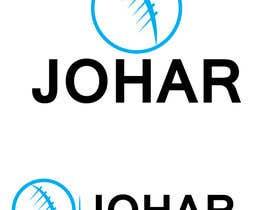 Nro 13 kilpailuun Johar Logo Design käyttäjältä DesignerMuhammad