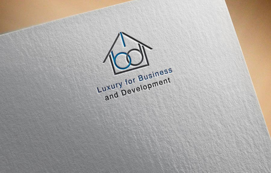 Proposition n°223 du concours Logo for ( Luxury for Business and Development  )