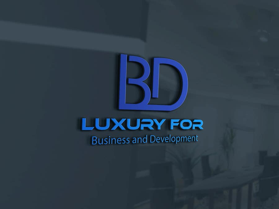 Proposition n°315 du concours Logo for ( Luxury for Business and Development  )