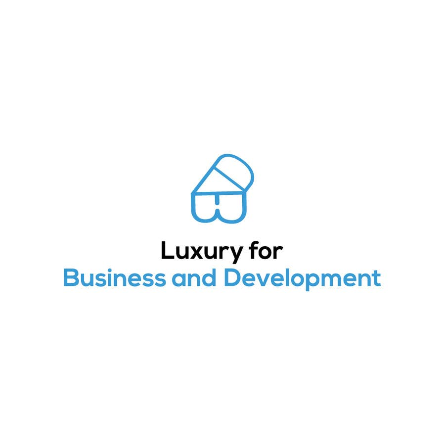 Proposition n°414 du concours Logo for ( Luxury for Business and Development  )