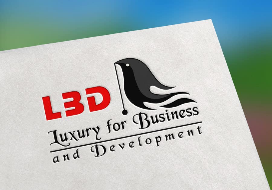 Proposition n°164 du concours Logo for ( Luxury for Business and Development  )