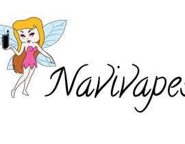 nº 12 pour Design an evil but cute fairy that vapes par lounzep