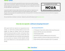 #7 for NonProfit Credit Union Website by Poornah