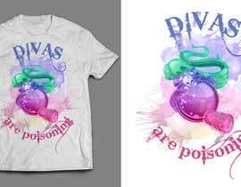 nº 38 pour Design a T-Shirt for ladies par ohVel