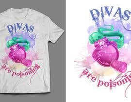 nº 39 pour Design a T-Shirt for ladies par ohVel