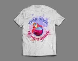 nº 51 pour Design a T-Shirt for ladies par ohVel