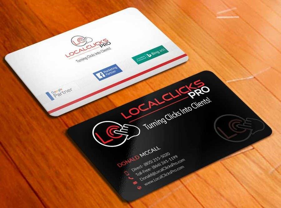 Proposition n°17 du concours Business Cards Creation