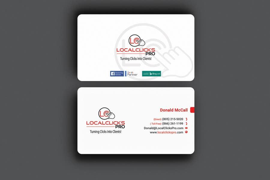 Proposition n°87 du concours Business Cards Creation