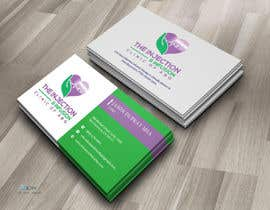 #18 for design a business card & brochure by SNVSAYIN