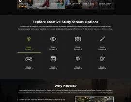 nº 5 pour Design a Website Mockup par davidnalson