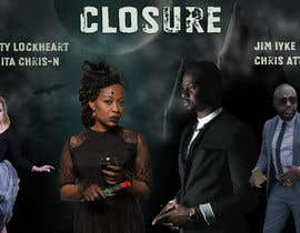nº 19 pour MOVIE COVER DESIGN for CLOSURE par divakarmonu