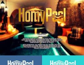 nº 328 pour Design a Logo for HOMYPOOL par sinzcreation