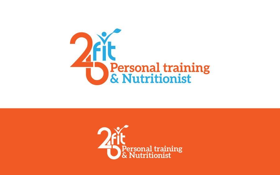 Proposition n°19 du concours 2BFit Personal training & nutritionist logo design