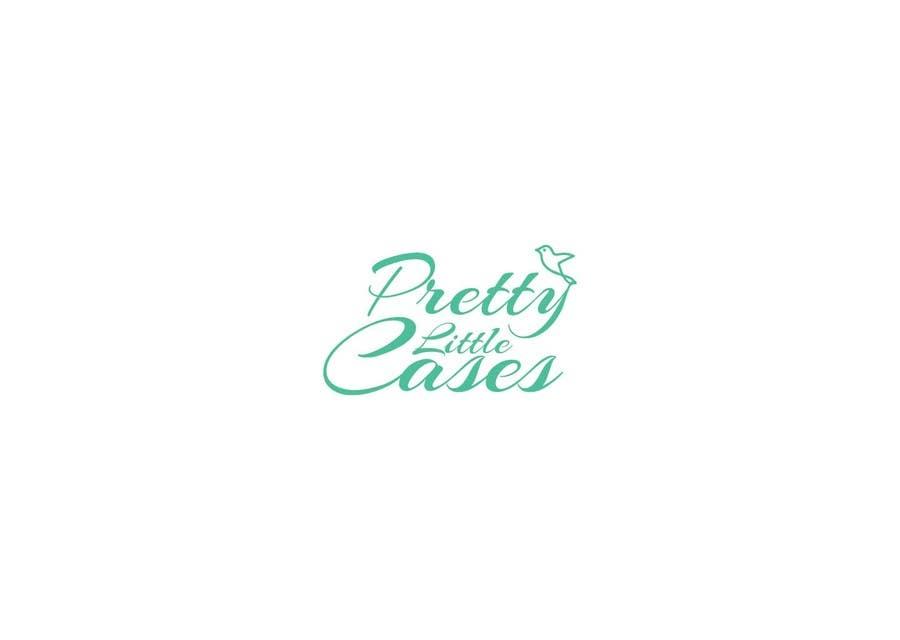 Bài tham dự cuộc thi #                                        91                                      cho                                         Logo Design for New Brand 'Pretty Little Cases'