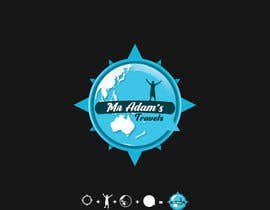 nº 67 pour Design a logo for a personal travel blog - Mr Adam's Travels par arbnori93
