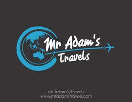 nº 48 pour Design a logo for a personal travel blog - Mr Adam's Travels par reyryu19