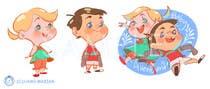 Proposition n° 30 du concours Graphic Design pour Create an adorable cartoon characters